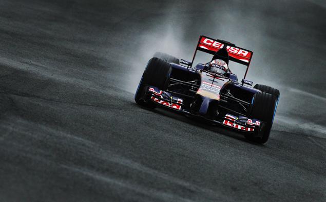 Как Даниил Квят готовится к первому сезону в Формуле-1. Фото 10