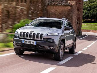 Jeep рассказал о новом Cherokee для России