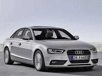 Audi оснастит сверхэкономичным дизелем 11 моделей