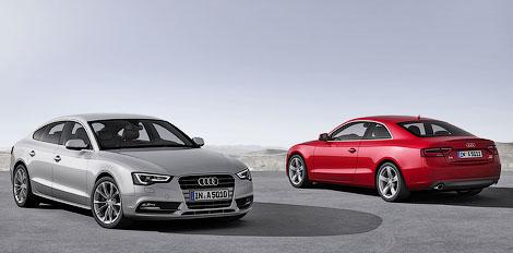 Первыми новым двигателем обзаведутся семейства A4, A5 и A6