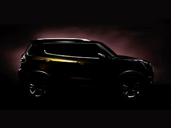 В Chevrolet показали профиль конкурента Ford EcoSport