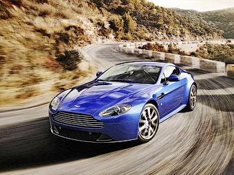 Aston Martin отзовет 5 тысяч машин из-за ломающейся педали газа