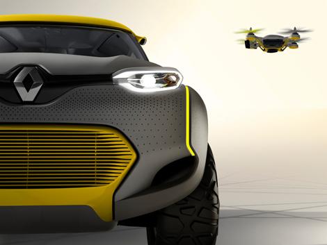В Renault впервые провели премьеру прототипа за пределами Европы