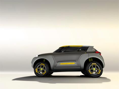 В Renault впервые провели премьеру прототипа за пределами Европы. Фото 1