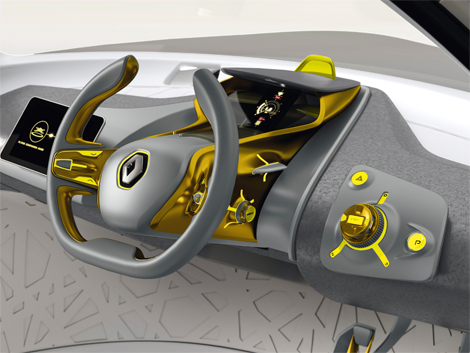 В Renault впервые провели премьеру прототипа за пределами Европы. Фото 2