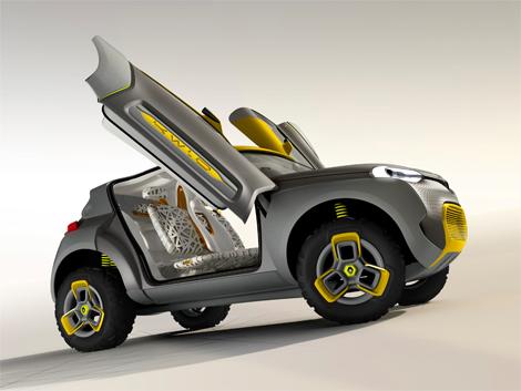 В Renault впервые провели премьеру прототипа за пределами Европы. Фото 3