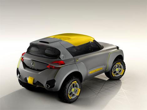 В Renault впервые провели премьеру прототипа за пределами Европы. Фото 4
