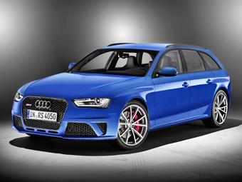 Спецверсия Audi RS4 напомнит о родоначальнике RS-линейки