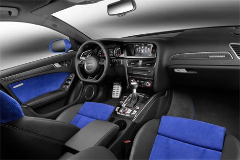 """Новый вариант """"заряженного"""" универсала Audi получил название Nagaro"""