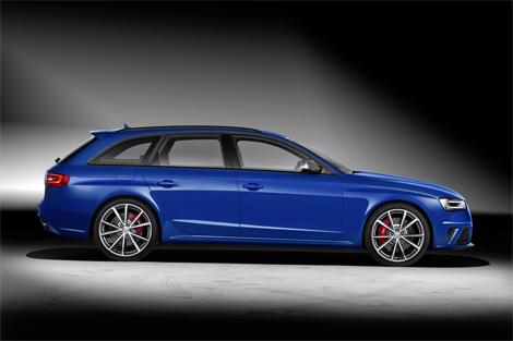 """Новый вариант """"заряженного"""" универсала Audi получил название Nagaro. Фото 1"""