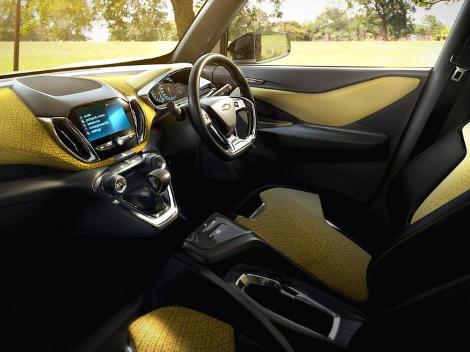 На моторшоу в Нью-Дели дебютировал компактный кроссовер Chevrolet Adra. Фото 2