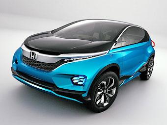 «Хонда» построила семиместную двухдверку