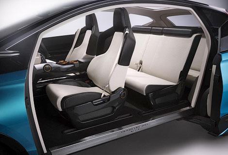 В Индии дебютировал концепт-кар Honda с тремя рядами кресел. Фото 1