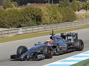 Honda вложит в команду McLaren 100 миллионов евро