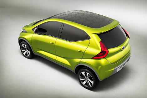 У возрожденной марки Datsun появился первый концепт-кар