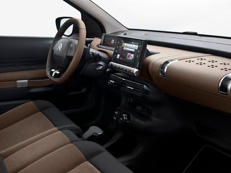 Кузов нового кроссовера Citroen оснастили защитными воздушными подушками. Фото 2