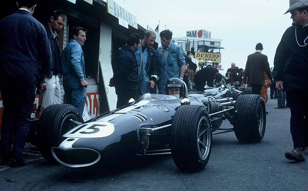 Самые необычные команды Формулы-1 из США. Фото 3