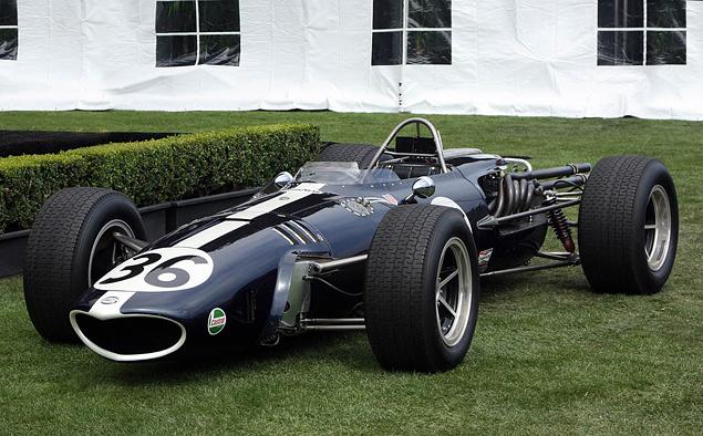 Самые необычные команды Формулы-1 из США. Фото 5