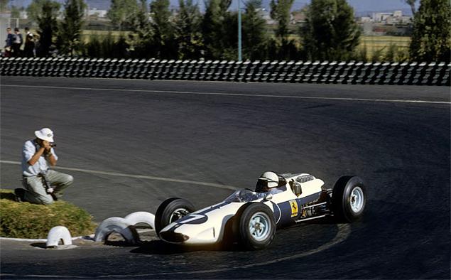 Самые необычные команды Формулы-1 из США. Фото 12