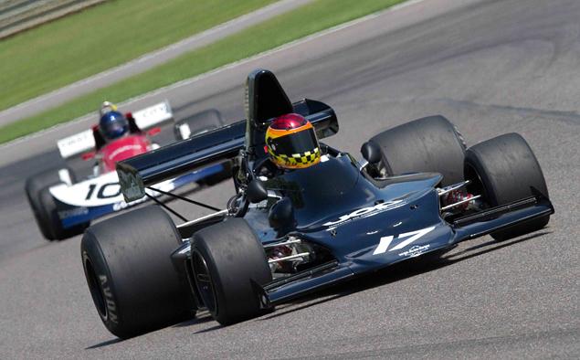 Самые необычные команды Формулы-1 из США. Фото 16