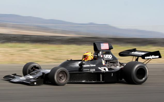 Самые необычные команды Формулы-1 из США. Фото 17