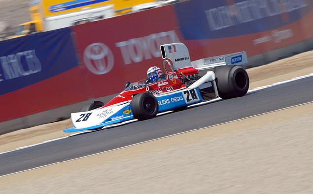Самые необычные команды Формулы-1 из США. Фото 22
