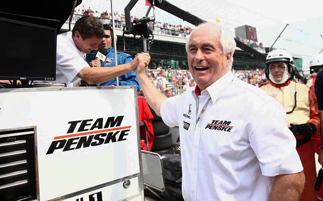 Самые необычные команды Формулы-1 из США. Фото 23