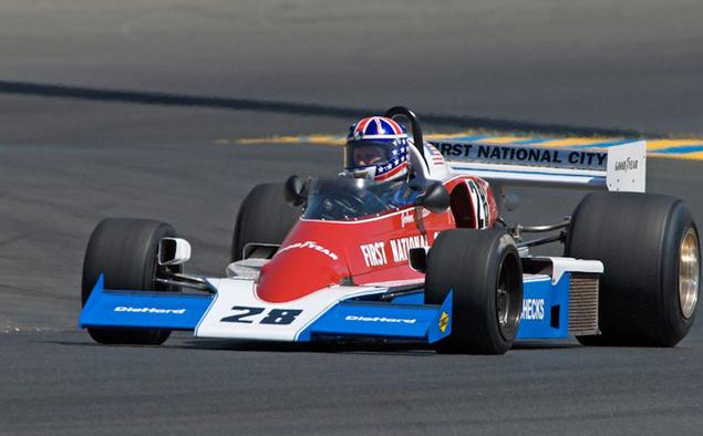 Самые необычные команды Формулы-1 из США. Фото 25