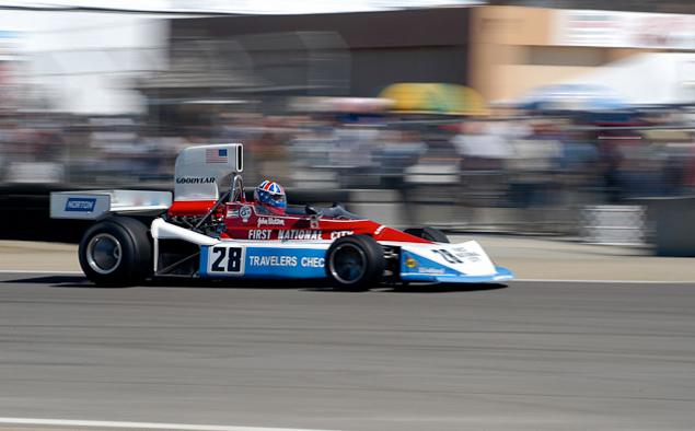 Самые необычные команды Формулы-1 из США. Фото 26