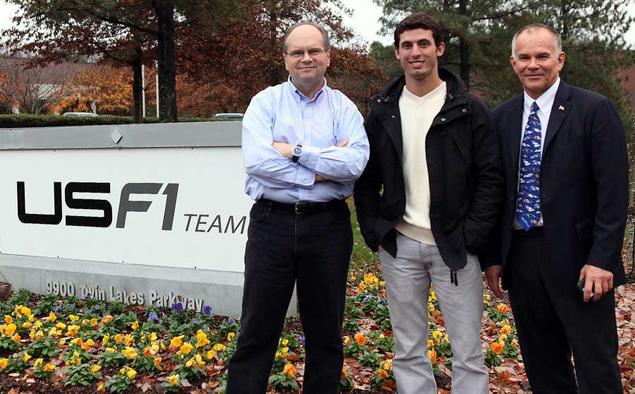 Самые необычные команды Формулы-1 из США. Фото 31