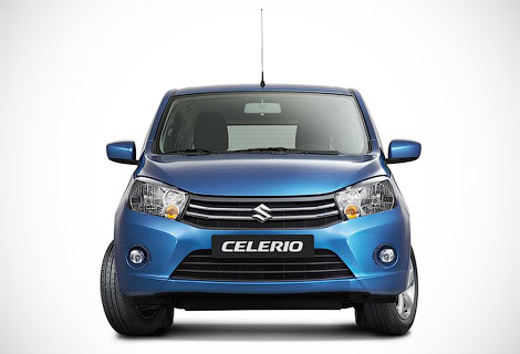 В Нью-Дели дебютировал компактный хэтчбек Suzuki Celerio