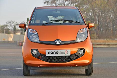 Индийский производитель подготовил концептуальный вариант микролитражки Nano. Фото 2