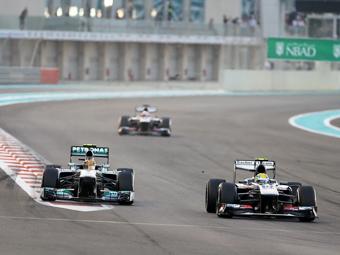 Формулу-1 включили в российский реестр видов спорта