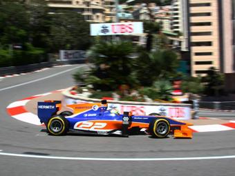 Force India объединилась с Hilmer для выступлений в GP2