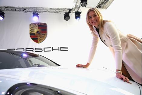 В Сочи показали версию Porsche Panamera GTS от российской теннисистки. Фото 2