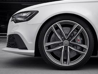 Автомобили Audi получат закрывающиеся колесные диски