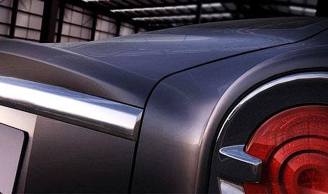 Фирма David Brown Automotive построит ретро-спорткар на базе Jaguar XKR. Фото 1