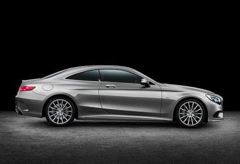 Купе S-Class заменит в линейке Mercedes-Benz двухдверку CL