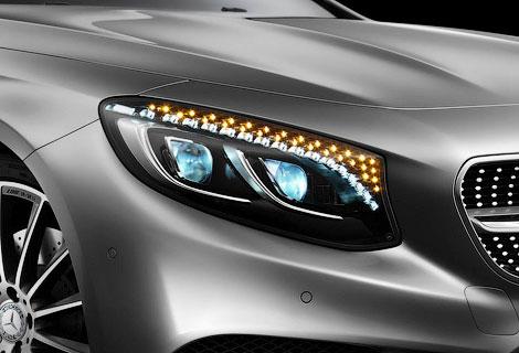 Купе S-Class заменит в линейке Mercedes-Benz двухдверку CL. Фото 1