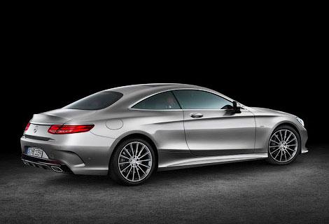 Купе S-Class заменит в линейке Mercedes-Benz двухдверку CL. Фото 3
