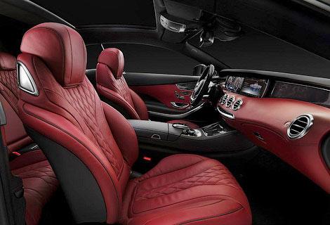 Купе S-Class заменит в линейке Mercedes-Benz двухдверку CL. Фото 5