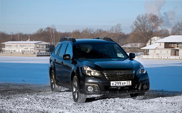 Длительный тест Subaru Outback: знакомство и первые впечатления
