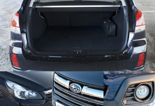 Длительный тест Subaru Outback: знакомство и первые впечатления. Фото 1