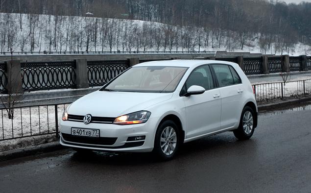 Длительный тест Volkswagen Golf: часть первая. Фото 2