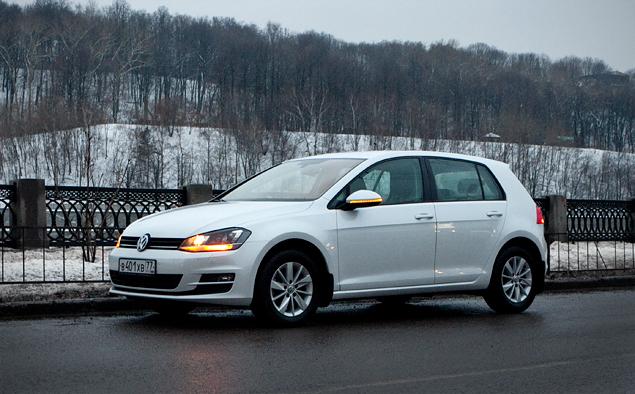 Длительный тест Volkswagen Golf: часть первая. Фото 5