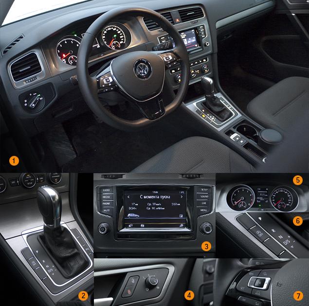 Длительный тест Volkswagen Golf: часть первая. Фото 6
