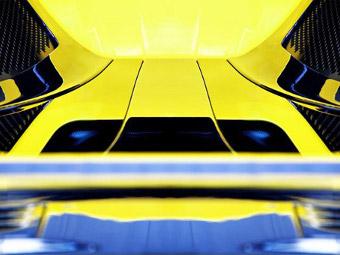 Британская компания Arash намекнула на облик нового суперкара