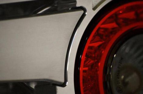 Модель будет конкурировать с Ferrari 458 Italia и McLaren MP4-12C. Фото 1