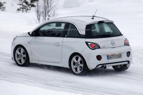 Самая маленькая модель Opel получит 160-сильный мотор