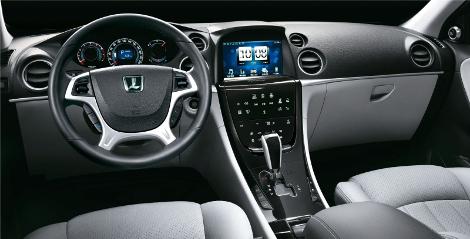 В РФ появятся компактный вседорожник U6 Turbo и обновленный Luxgen7. Фото 4